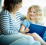 как научить ребенка читать, игры для чтения