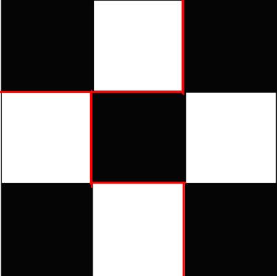 развивающая игра для детей - Шахматная доска
