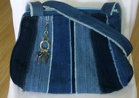 Рюкзаки и сумки из старых джинсов своими руками фото 396