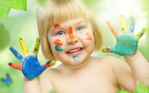 как обучить ребенка рисованию